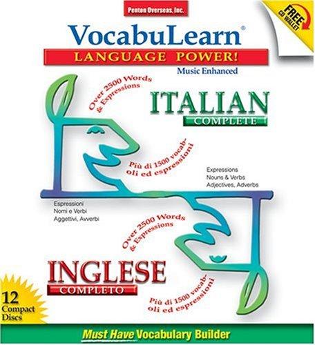 Vocabulearn Language Power Italian/Inglese (Italian Edition)