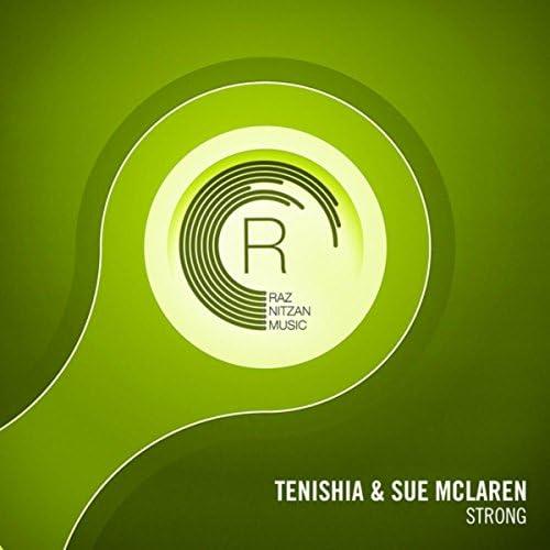 Tenishia & Sue McLaren