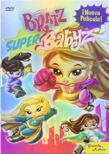 Bratz Super Babyz [DVD]