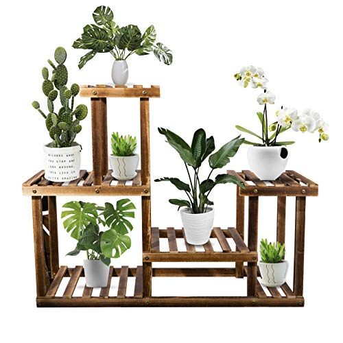 KINGVON Industrial Metal and Wood Wall Shelf Unit,Rustic Floating Wood Shelves Wall Mounted,Iron Real Pine Wood Book Shelves Bookshelf Shelving,Hanging Wall Shelves for Bedrooms Office(2 Tier,36in)