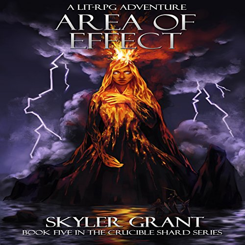Area of Effect audiobook cover art