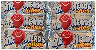 Airheads Bites White Mystery Flavor | Airheads Chewy Candy | Fun Mystery Candy oz Bags | Pack of Bags