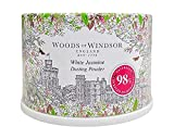 Woods of Windsor Polvo de Jazmín Blanco, 100g