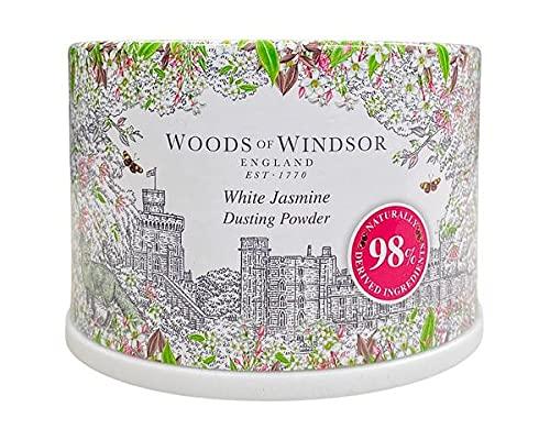 Woods of Windsor White Jasmine Dusting Powder