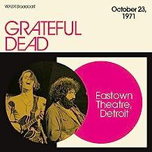 Eastown Theatre, Detroit, October 23, 1971, Wabx Broadcast