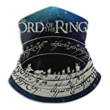 L-ord Of The R-ings- Ring Journey Neck Warmer Bandanas Scarf Face Kerchief