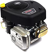 Briggs & Stratton 31R907-0007-G1 500cc 17.5 Gross HP Engine with 1-Inch by 3-5/32-Inch Length Crankshaft Tapped 7-16-20-Inch