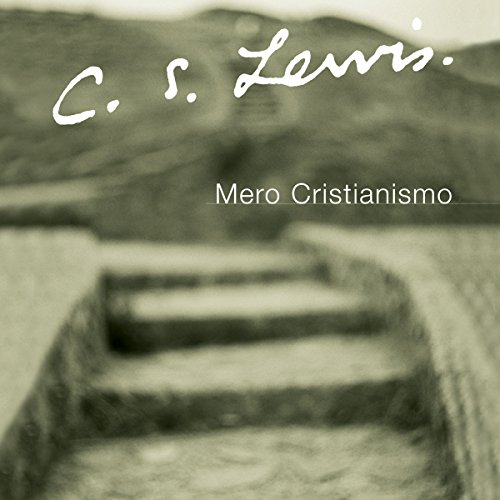 Mero Cristianismo [Mere Christianity] audiobook cover art