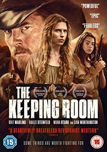 The Keeping Room DVD (2016) Hailee Steinfeld