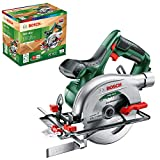 Bosch Cordless Circular Saw PKS 18 LI (without battery, 18 Volt system, in cardboard box)