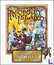 Escape from Monkey Island (Lucas Classics)