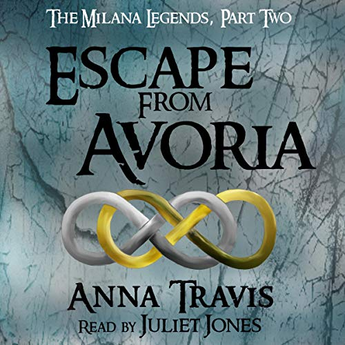 Escape From Avoria audiobook cover art