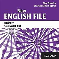 New English File: Beginner: Class Audio CDs (3)