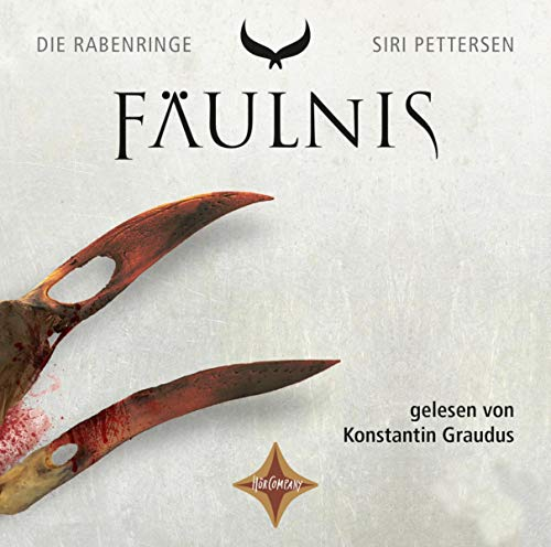 Fäulnis audiobook cover art
