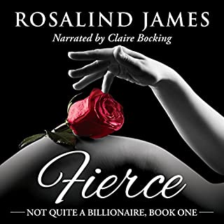 Fierce audiobook cover art