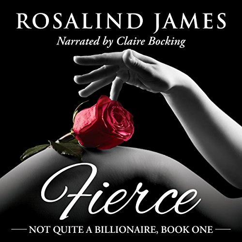 Fierce audiobook cover art