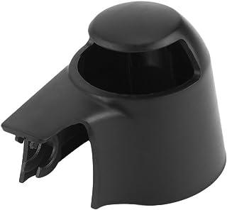Suuonee Copertura del braccio del tergicristallo dellautomobile cappuccio della copertura del braccio del tergicristallo posteriore automatico per Seat Altea 5P Ibiza 6L 6J Leon 1P Toledo