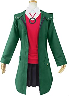 The Ancient Magus' Bride Anime Cosplay Costume Hatori Chise Cospaly Ring Necklace Included
