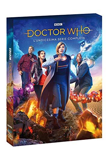 Doctor Who - Stagione 11 (4 Blu-Ray) [Italia] [Blu-ray]