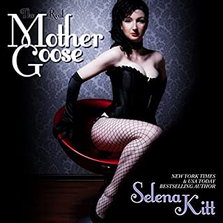 The Real Mother Goose audiobook cover art
