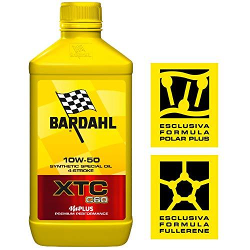 Olio Motore XTC C60 10w50 BARDAHL