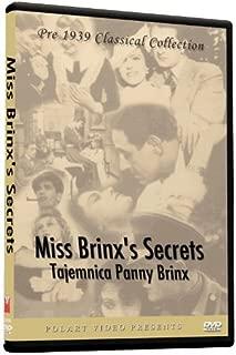Miss Brinx's Secrets - Tajemnica Panny Brin