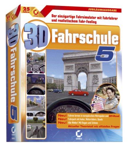 3D Fahrschule 5 Jubiläumsausgabe