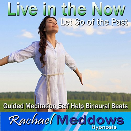 Let Go of the Past Hypnosis audiobook cover art