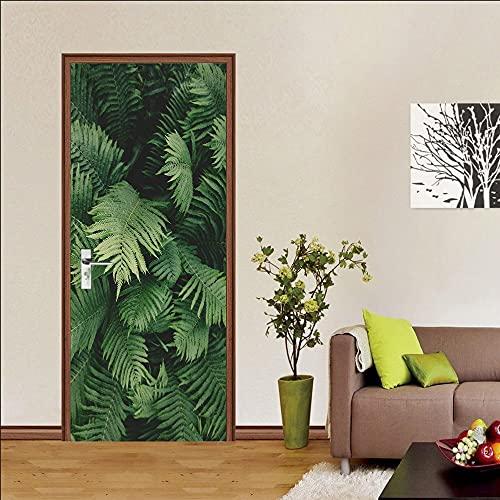 Mappa Moto Car Door Sticker Wallpaper per soggiorno Paesaggio Naturale Animali Planet Stickers Home Decor A22 77x200cm