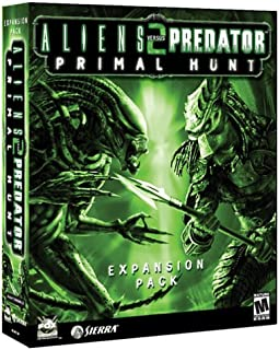 Aliens Versus Predator 2 Expansion: Primal Hunt - PC