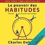Page de couverture de Le Pouvoir des Habitudes