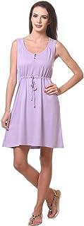 KOTTY Women's Knee Length Dress