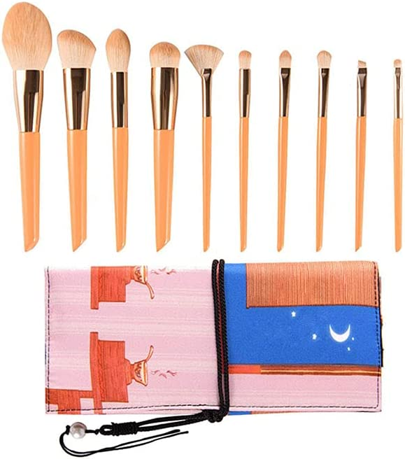 CJSWT Makeup Brushes Sets Max 45% OFF Oakland Mall Cruelty Free Vegan Sof