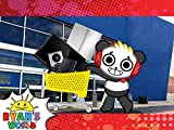 Combo Panda Goes Black Friday Shopping!