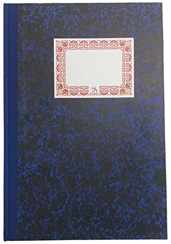 Dohe 9950 - Cuaderno cartoné, rayado horizontal, folio natural