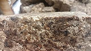 African Black Soap 100% Pure & Raw 5 lbs