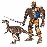 Transformer Toys Masterpiece MP-41 Dinobot Beast Wars Dinosaur Warrior Action Figure 7.8 Inch