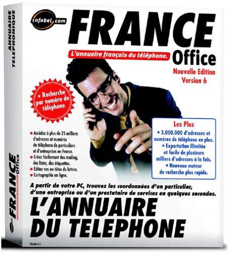 Infobel France : L'annuaire français du téléphone