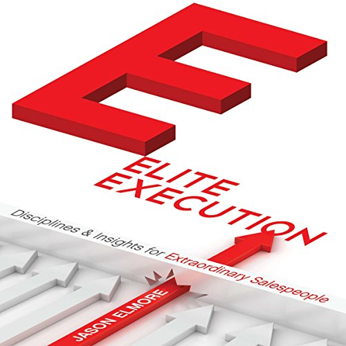 Elite Execution audiobook cover art