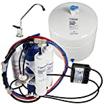 Home master tmafc-erp artesian full contact undersink reverse osmosis water filter system , white 6 a better ro system | home master artesian full contact's innovative design solves most common problems associated with cannister and tankless ro systems. Mineral water on tap | patented remineralization system adds calcium and magnesium twice during the purification process for reduced storage tank degradation and great tasting, highly pure mineral water on tap. Highly pure water | 7-stages of filtration, purification and enhancement remove up to 99% of chlorine & chloramines, chemicals, lead, heavy metals, fluoride, microplastics, tds, and thousands more. Bpa and lead free. 5 year limited warranty.