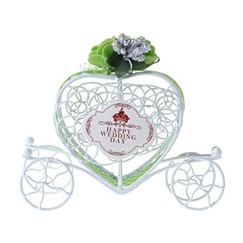 Gjyia Cinderella wagen, chocolade, bonbondoosje, verjaardag, bruiloft, feest, decoratief cadeau