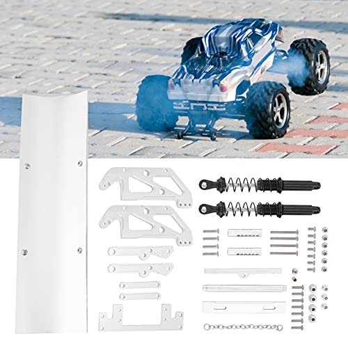 Pala da rc, spazzaneve portatile in lega di alluminio dall'aspetto semplice per auto modello rc per...