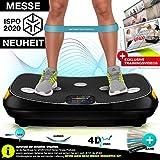 Messe-Neuheit 2020! 4D Vibrationsplatte...