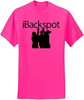 Chosen Bows Hot Pink iBackspot T-Shirt