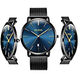 OLEVS Inexpensive Blue Watches...