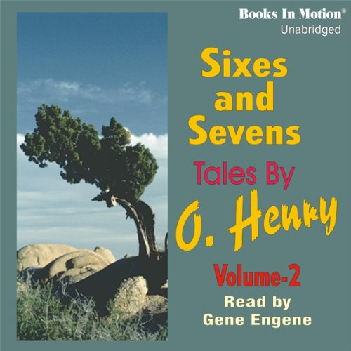 Sixes and Sevens, Volume II audiobook cover art