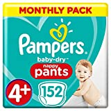 Pampers Baby-Dry Pantalon à couches