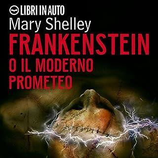 Frankenstein. O il moderno prometeo copertina