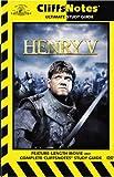 Henry V Cliffs notes DVD factory sealed