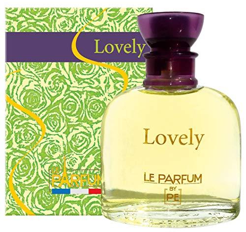 LE PARFUM DE FRANCE Lovely Eau de Toilette Femme 100 ml
